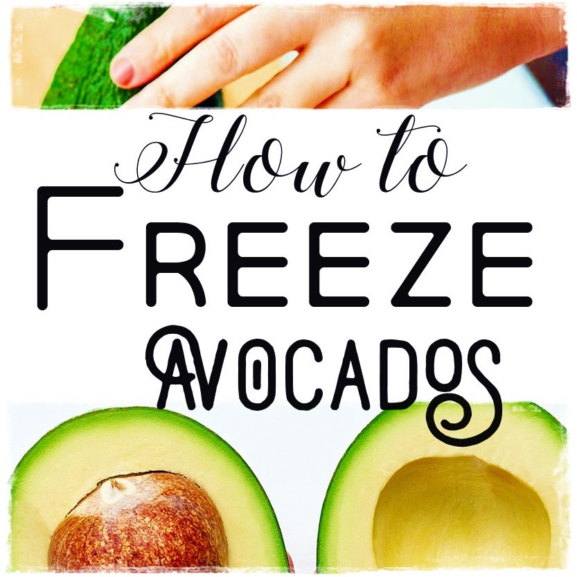 How to Freeze Avocados Raw Food Rawon10 Vegan #rawfood #rawfoodtips #vegantips #veganproduce